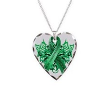 I Wear Green for my Granddaug Necklace