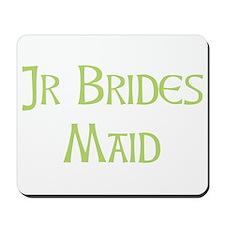 Sherbet Junior Bridesmaid Mousepad