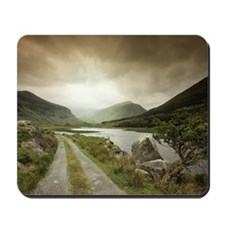 Road into the Black Valley Mousepad