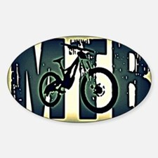 MTB Sticker (Oval)