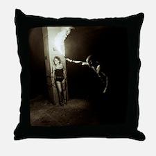 Harassment - Bela Lugosi Series V Throw Pillow