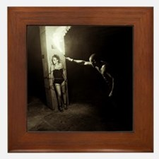 Harassment - Bela Lugosi Series V Framed Tile