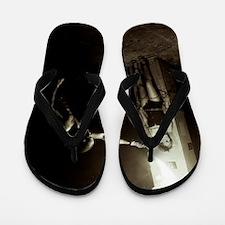 Harassment - Bela Lugosi Series V Flip Flops