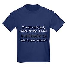 I Have Asperger's! T
