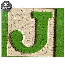 Letter J Puzzle