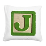 Letters Throw Pillows