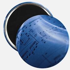 Sheet music Magnet