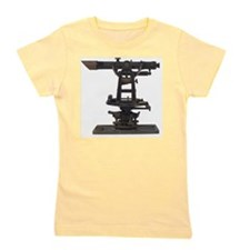 old-fashioned theodolite Girl's Tee