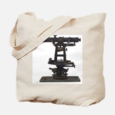 old-fashioned theodolite Tote Bag