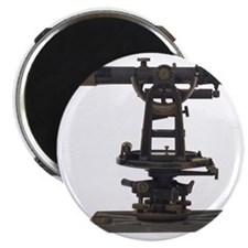 old-fashioned theodolite Magnet
