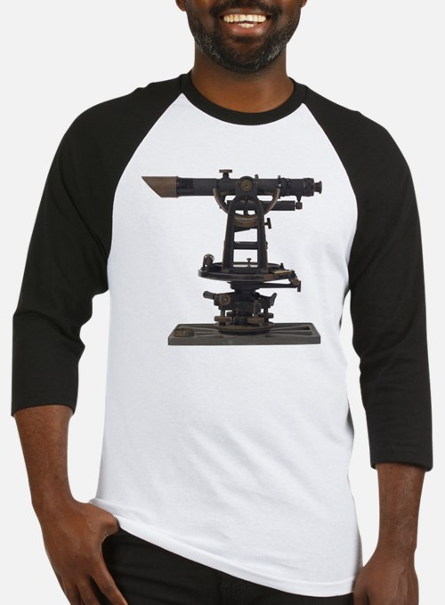 old-fashioned theodolite Baseball Jersey