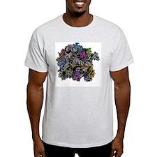 Ribosomal subunit, molecular model T-Shirt