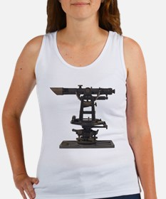 old-fashioned theodolite Women's Tank Top