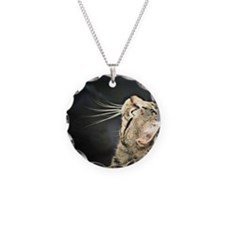 Cute Cat face Necklace