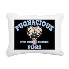 pugnacious-LG Rectangular Canvas Pillow