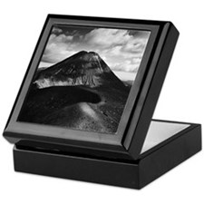 Mt Ngauruhoe Keepsake Box