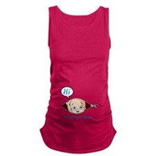 Boo Maternity Tank Top