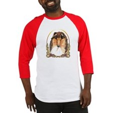 Collie Gold Ring Baseball Jersey
