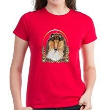 Collie Gold Ring Tee