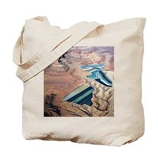 Tailings Ponds Tote Bag