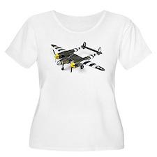 AAAAA-LJB-338-ABC Plus Size T-Shirt