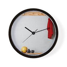 Soccer Gear Wall Clock