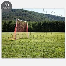 Soccer Goal Puzzle