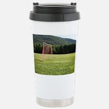 Soccer Goal Stainless Steel Travel Mug