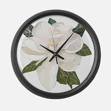 Unique Botany Large Wall Clock