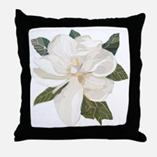Unique Leafs Throw Pillow