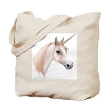 An illustration of a Unicorn Tote Bag