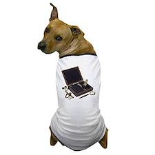 magnification tools Dog T-Shirt