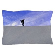Big Air Blue Sky Pillow Case