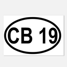 CB Channel 19 Postcards (Package of 8)