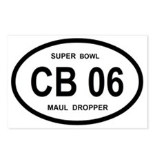 CB 06 SUPERBOWL Postcards (Package of 8)