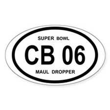 CB 06 SUPERBOWL Decal
