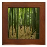 Bamboo Framed Tiles