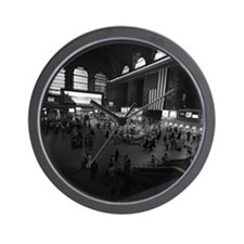 USA, New York City, Grand Central Stati Wall Clock