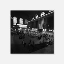 """USA, New York City, Grand C Square Sticker 3"""" x 3"""""""