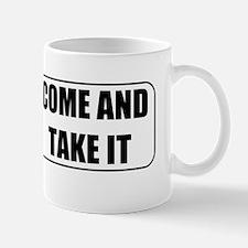 Come and take It (White) Mug
