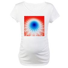Mandelbrot fractal. Computer-gen Shirt