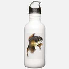 Black moor goldfish (C Water Bottle