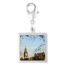 A view towards Big Ben across Silver Square Charm