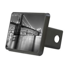 Brooklyn Bridge and Manhat Hitch Cover