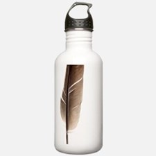 Close-up of a feather Water Bottle