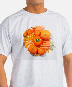 A selection of orange fruits T-Shirt