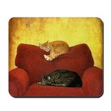 Domestic cats Classic Mousepad