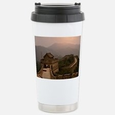 Aerial view of the Grea Stainless Steel Travel Mug