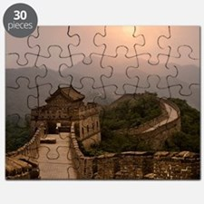 Aerial view of the Great Wall of China Puzzle