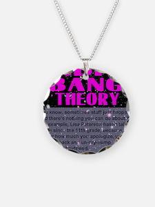Big Bang Theory Un-dry-hump  Necklace